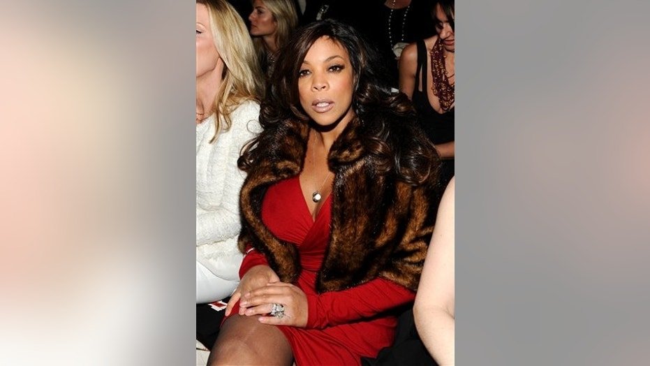 "Talk show host Wendy Williams attends ""The Heart Truth's"" Red Dress Collection 2010 fashion show on Thursday, Feb. 11, 2010 in New York. (AP Photo/Evan Agostini)"
