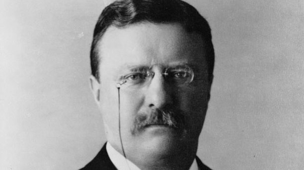 President Theodore Roosevelt in an undated photo courtesy of the Library of Congress. 