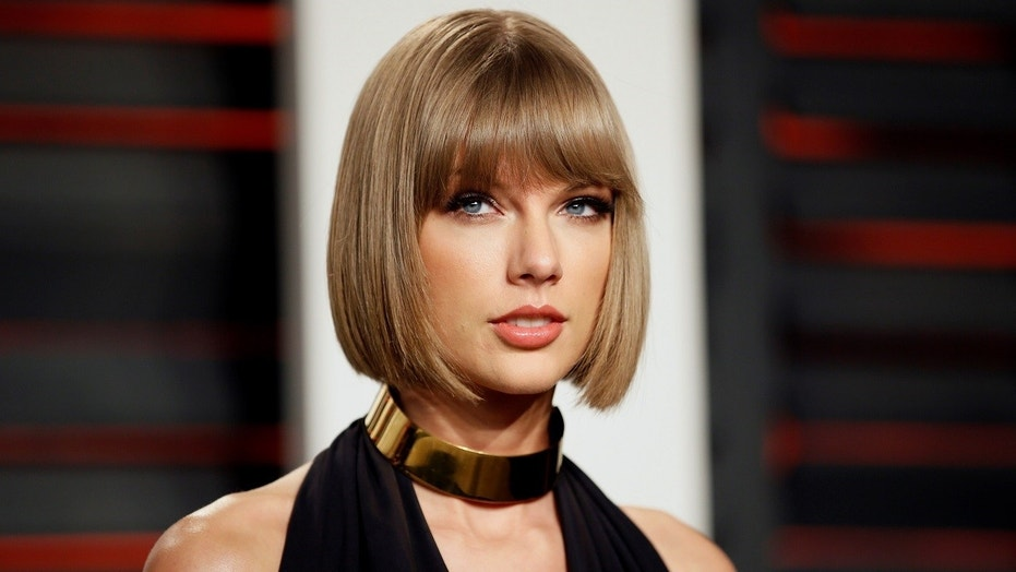 Taylor Swift sent several bouquets of flowers to an LAPD station after one of its officers was shot during Sunday's Las Vegas massacre.
