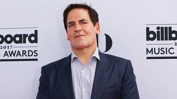 2017 Billboard Music Awards – Arrivals - Las Vegas, Nevada, U.S., 21/05/2017 - Mark Cuban. REUTERS/Steve Marcus - HP1ED5L1UNKV0
