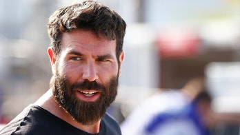 Poker player Dan Bilzerian attends qualifying for the NASCAR Sprint Cup Series Toyota Owners 400 at Richmond International Raceway on April 24, 2015 in Richmond, Virginia.