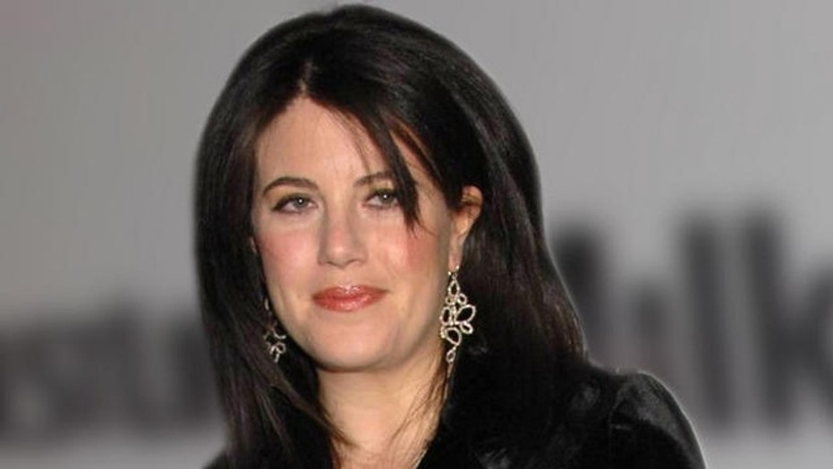 Monica Lewinsky is shown in this Dec. 5, 2006 file photo at an event in New York.