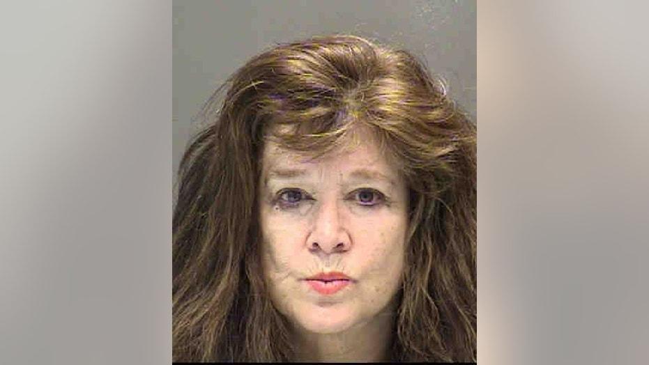 Donna Betts, wife of Allman Brothers Band guitarist Dickey Betts, was sentenced to 30 days in jail for pointing a rifle at members of a Florida rowing team.