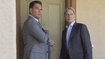 """Incognito"" -- After a Marine is found murdered in Quantico hours after calling Gibbs to discuss a possible case, Bishop and McGee go undercover as a married couple to run surveillance on a Marine Lieutenant and his wife, on NCIS, Tuesday, Oct. 6 (8:00-9:00 PM, ET/PT), on the CBS Television Network. Pictured left to right: Michael Weatherly and Mark Harmon Photo: Colleen Hayes/CBS ©2015 CBS Broadcasting, Inc. All Rights Reserved"