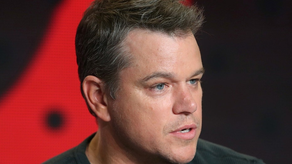 "Actor Matt Damon appeared on ""Jimmy Kimmel Live!"" Tuesday night hours after reports came out stating that he helped cover up a story about Harvey Weinstein's sexual misconduct in 2004."