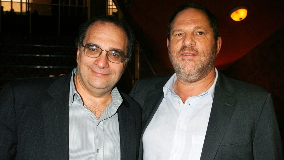 Bob Weinstein (left) slammed his brother Harvey (right) following accusations of sexual misconduct against the Hollywood producer.