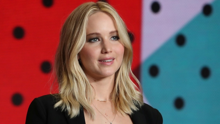 "Jennifer Lawrence said she was placed in a ""nude lineup"" and told to lose 15 pounds while she was starting off in the entertainment industry."