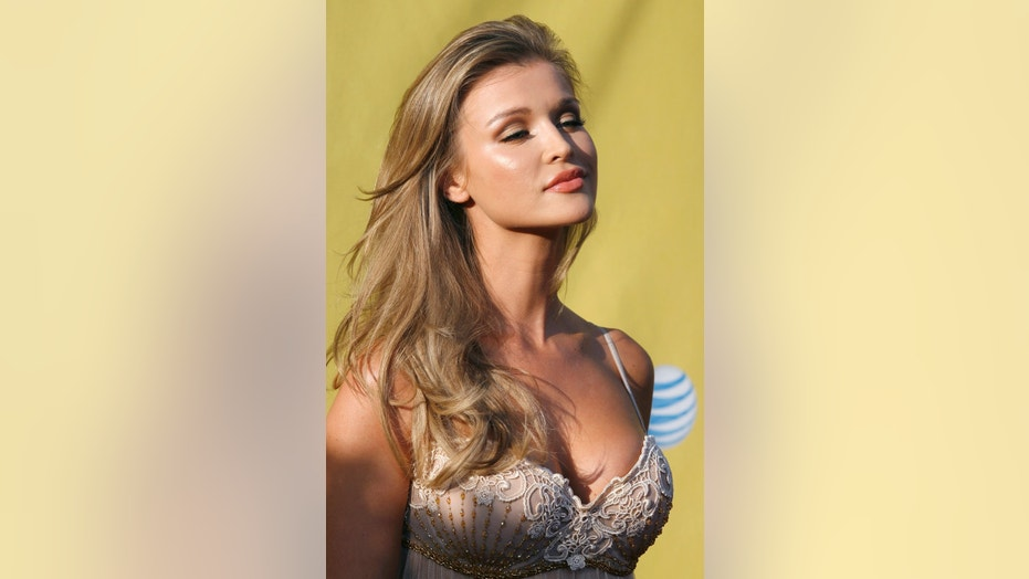 "Joanna Krupa says ""there is absolutely no excuse in not staying fit and healthy at any age."""