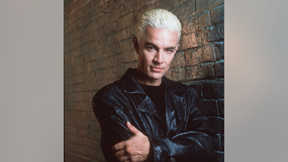 "James Marsters starred as Spike in ""Buffy The Vampire Slayer."""
