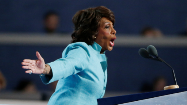 maxine waters reuters