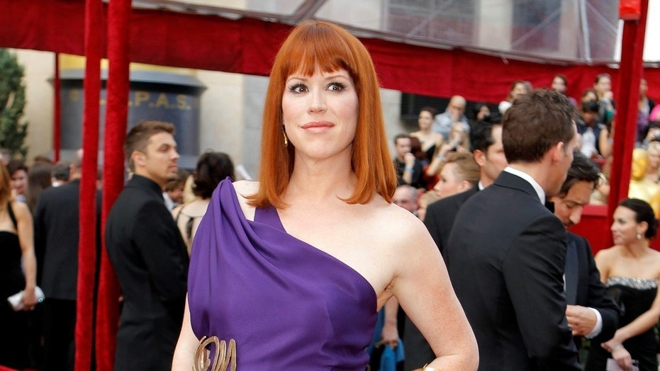 "Molly Ringwald revealed on Tuesday she has had ""plenty of Harveys"" working in the entertainment industry."