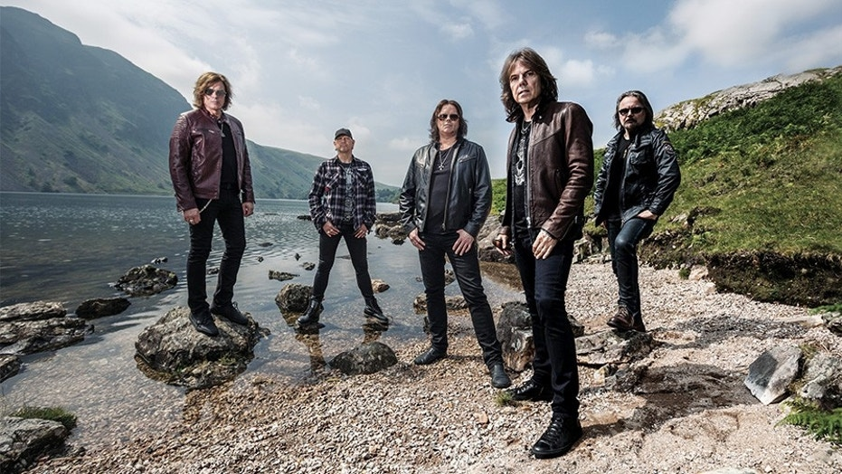 "Europe's Joey Tempest gets candid on ""The Final Countdown"" and what fans can expect from ""Walk the Earth."""