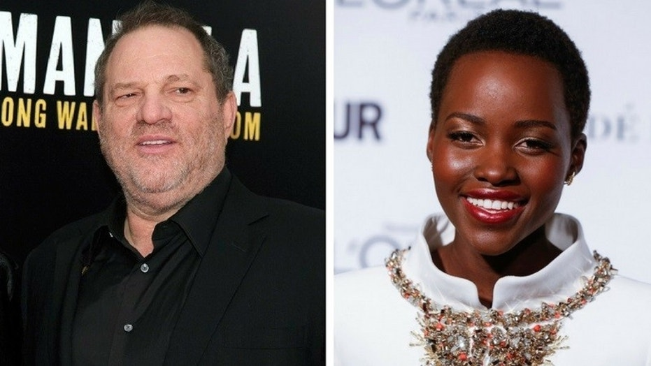 Disgraced Hollywood producer Harvey Weinstein responded to Lupita Nyong'o's sexual harassment claims against him.