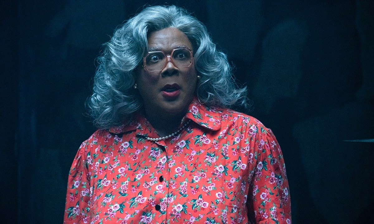 The Box office suffers except for Tyler Perry's Halloween-themed 'Boo 2!'
