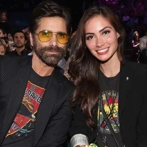 John Stamos engaged to Caitlin McHugh: 'She said yes!'