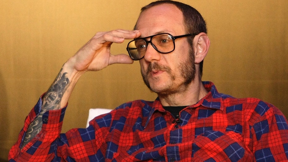 Terry Richardson attends a presentation of the 2010 Pirelli calendar in London November 19, 2009. The photographer has long been plagued by accusations of sexual harassment.