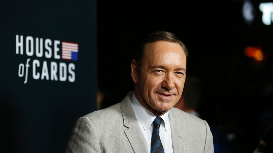 Kevin Spacey in hot water after sexual assault allegations