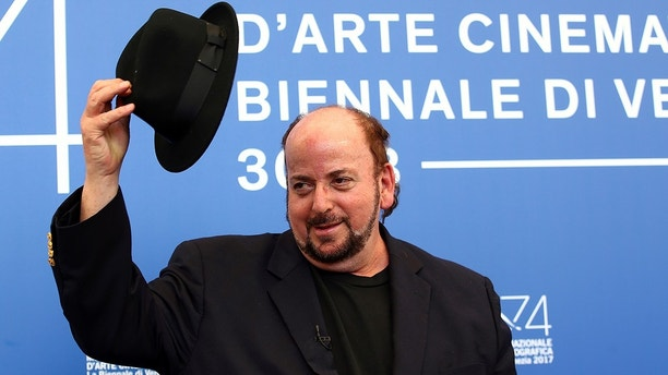 "Director James Toback poses during a photocall for the movie ''The Private Life Of A Modern Woman"" at the 74th Venice Film Festival in Venice, Italy September 3, 2017. REUTERS/Alessandro Bianchi - RC1BE3DC5D40"