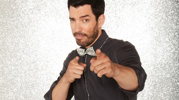 "Drew Scott competes on ""Dancing with the Stars."""