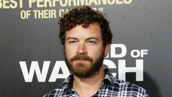 "Actor Danny Masterson arrives as a guest at the premiere of the new film ""End of Watch"" in Los Angeles September 17, 2012. REUTERS/Fred Prouser   (UNITED STATES - Tags: ENTERTAINMENT) - GM1E89I13H401"