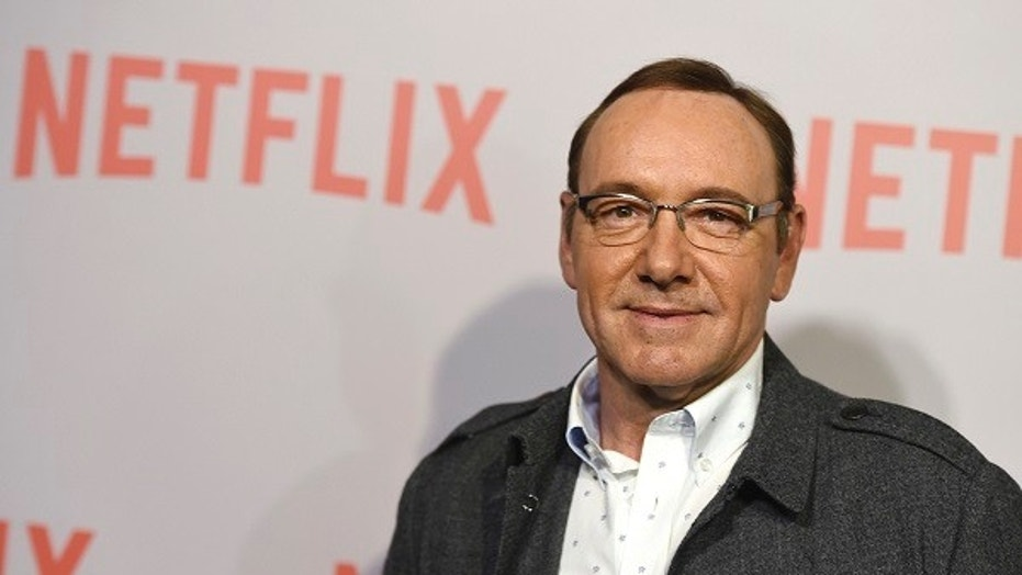 Kevin Spacey has been accused of sexually assaulting a former news anchor's son last year.