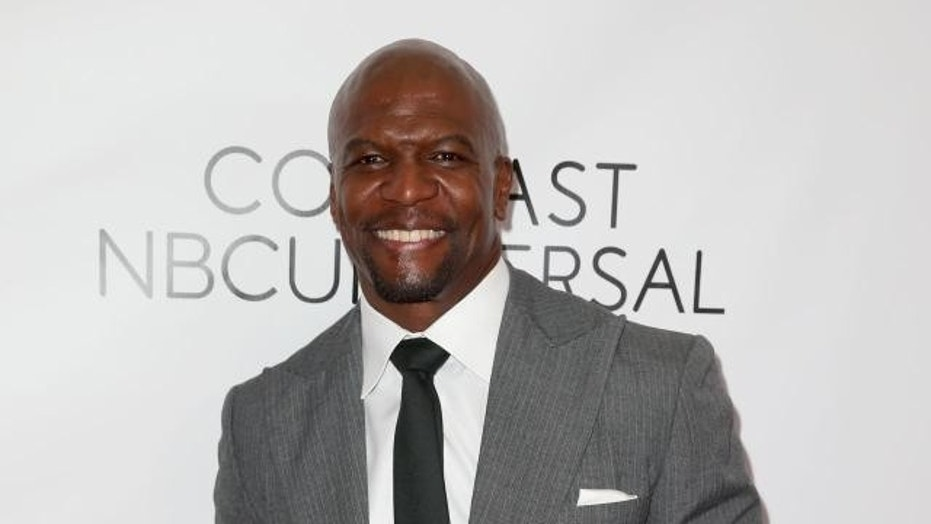 Actor Terry Crews files sexual harassment police report against Hollywood exec