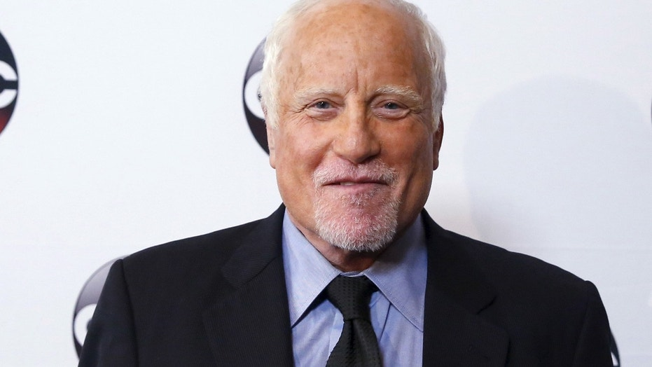 Richard Dreyfuss is accused of exposing himself to writer
