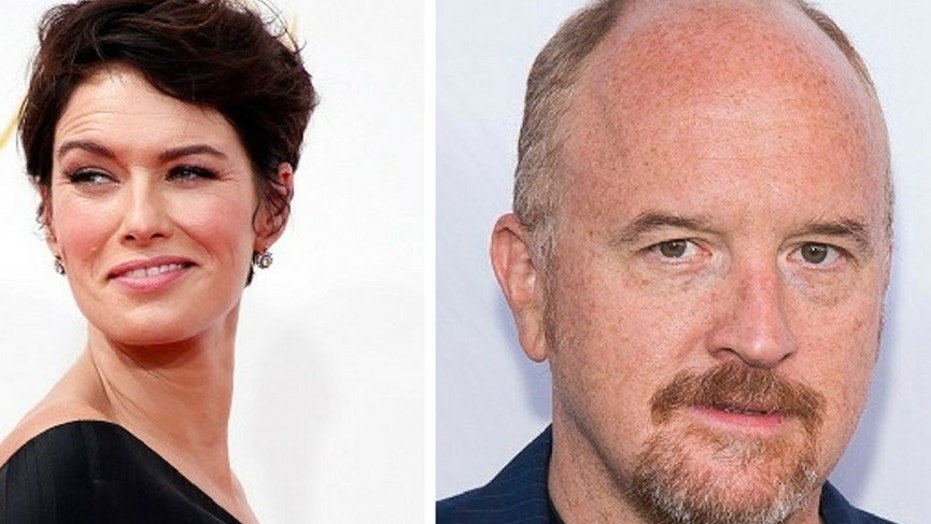 Lena Headey blasted Louis C.K.'s response to sexual misconduct allegations made against him by five women.