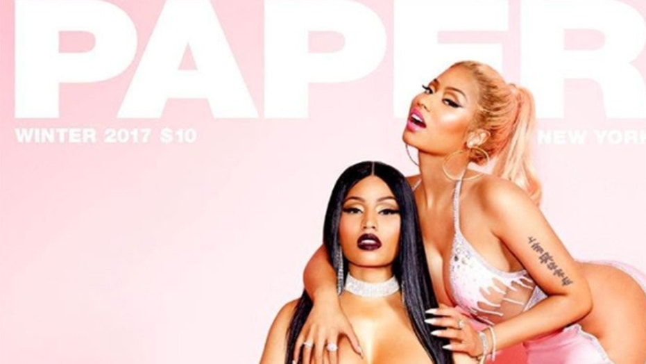 Nicki Minaj Is Ready to Break the Internet with 'Paper' Magazine Cover