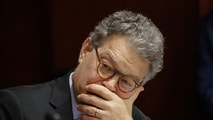 FILE - In this June 21, 2017 file photo, Sen. Al Franken, D-Minn., listens at a committee hearing at the Capitol in Washington. Franken apologized Thursday after a Los Angeles radio anchor accused him of forcibly kissing her during a 2006 USO tour and of posing for a photo with his hands on her breasts as she slept.  (AP Photo/J. Scott Applewhite)