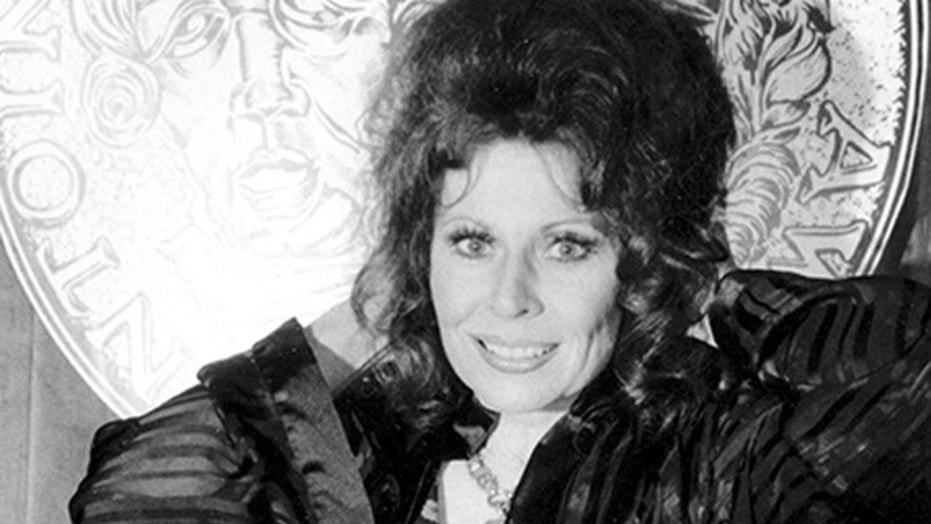 Ann Wedgeworth, pictured here in 1978, gained fame on Broadway before taking her best-known role, on 'Three's Company.'