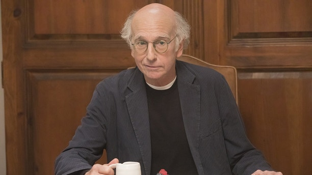 Larry David (Curb Your Enthusiasm HBO)
