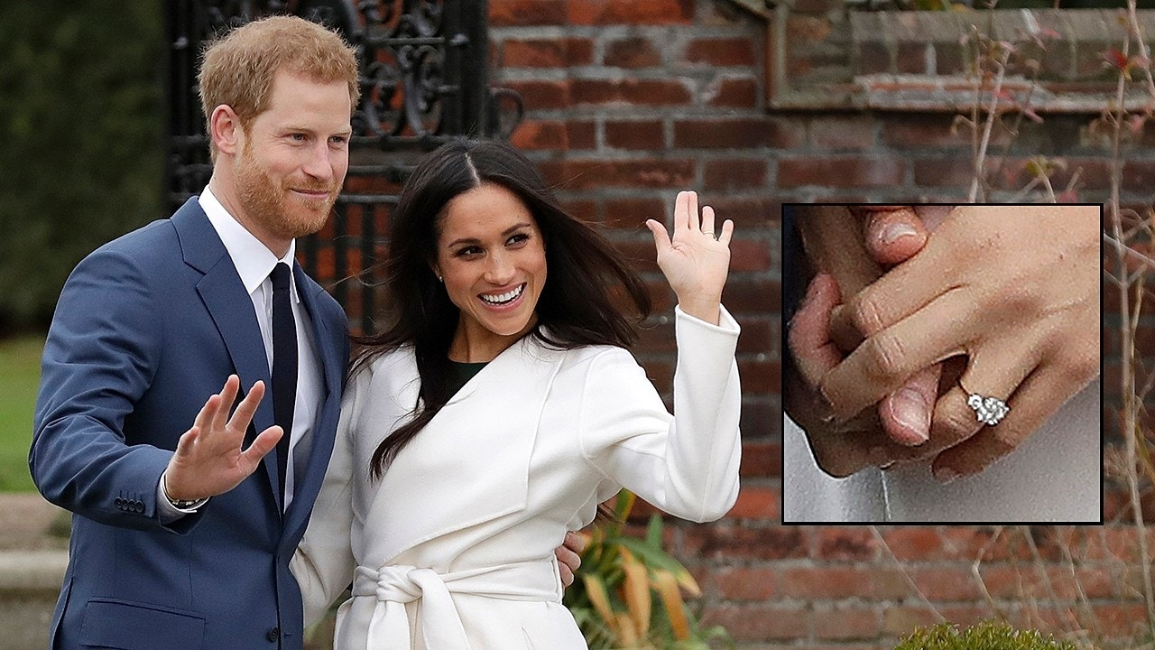 How Many Carats Is Meghan Markels Ring