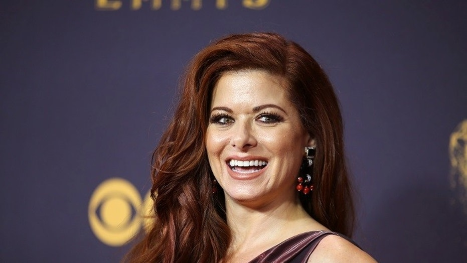 Debra Messing said she canceled her New York Times subscription.