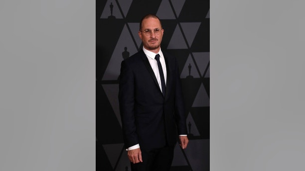 9TH Governors Awards – Arrivals – Los Angeles, California, U.S., 11/11/2017 - Director Darren Aronofsky. REUTERS/Mario Anzuoni - HP1EDBC0DEOD7