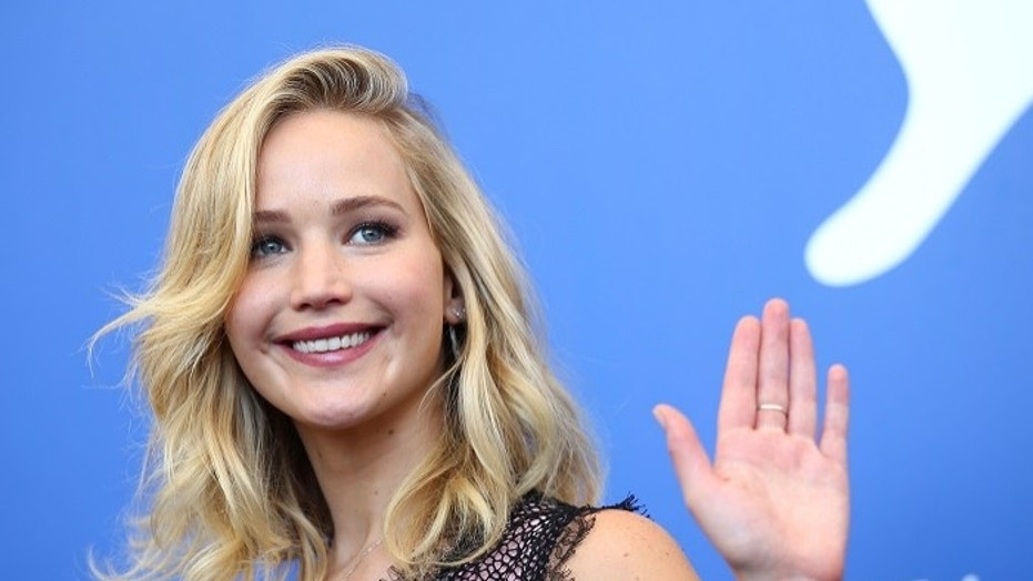 "Jennifer Lawrence said she becomes a ""huge a--hole"" to fans when they approach her in public."
