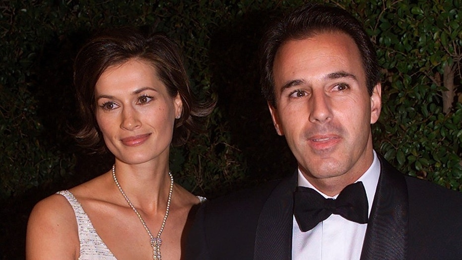 Matt Lauer was known to cheat on his wife, a report said.