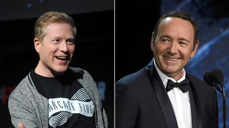 "Kevin Spacey's accuser Anthony Rapp said he was being blamed by fans for ending ""House of Cards."""