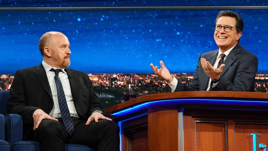 Stephen Colbert on not knowing about Louis CK: 'I feel dumb'