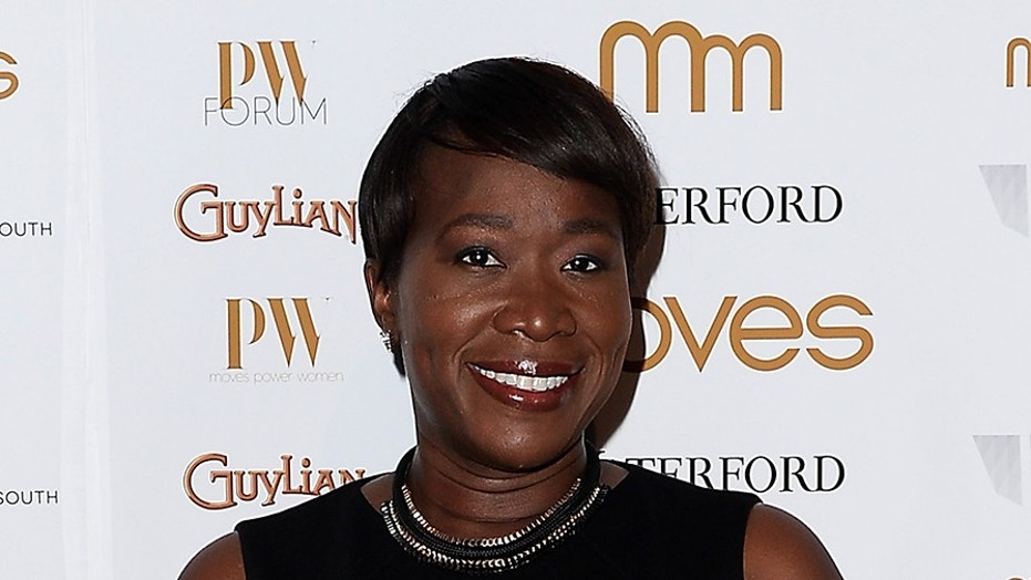 NEW YORK, NY - NOVEMBER 05:  Journalist Joy Ann Reid attends the New York Moves 2015 Power Women Awards Gala at India House Club on November 5, 2015 in New York City.  (Photo by Ron Adar/Getty Images)