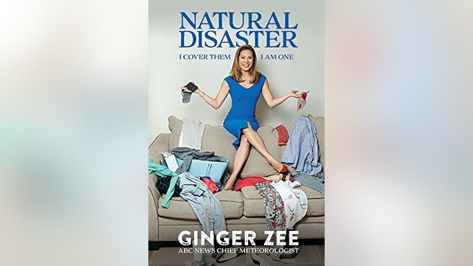 ginger zee book cover amazon