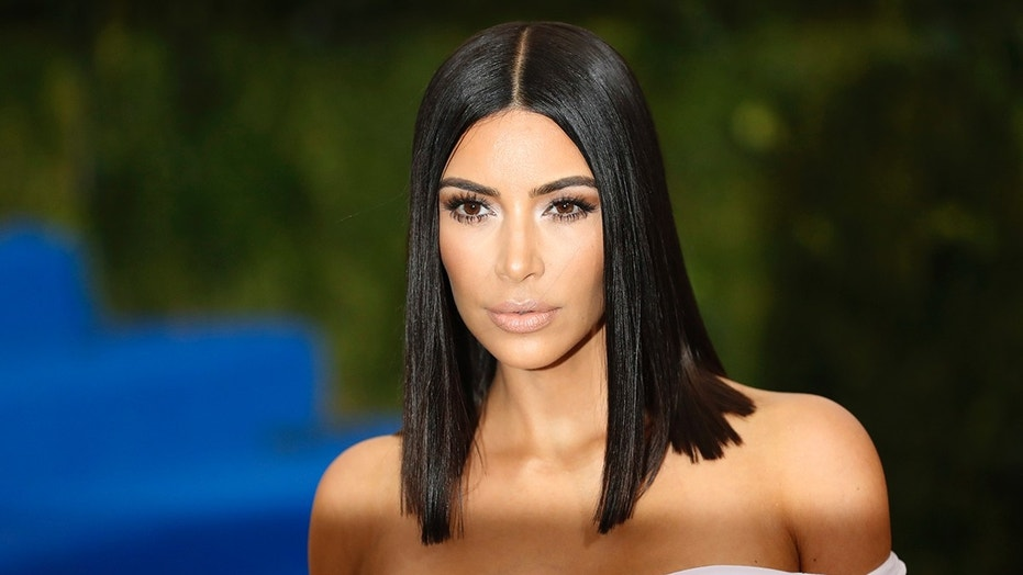 Kim Kardashian's Kids Supply Line Accused Of Copying Major Designers