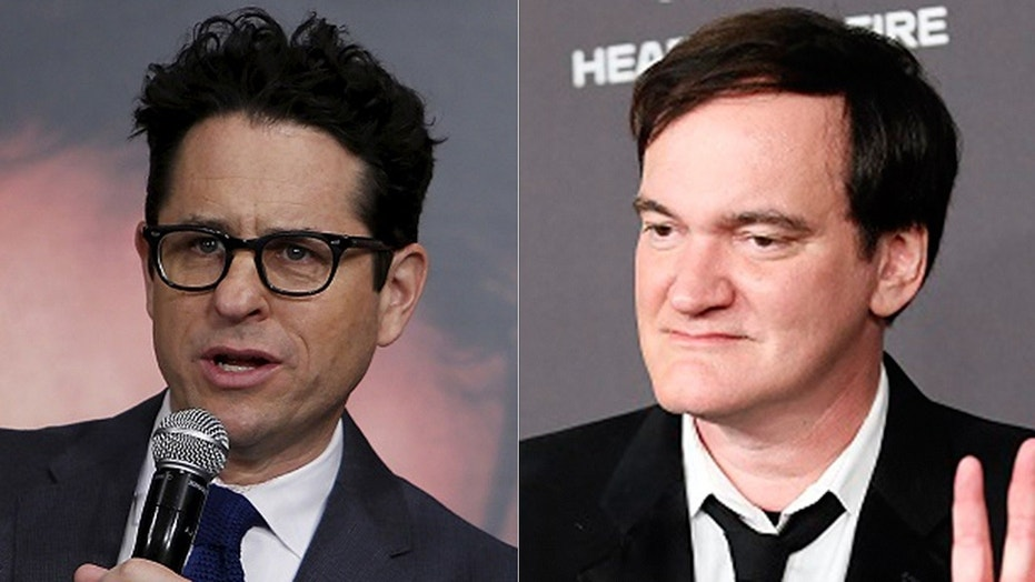 "Quentin Tarantino reportedly came up with an original idea for a new ""Star Trek"" and J.J. Abrams has set up a writing room for it."