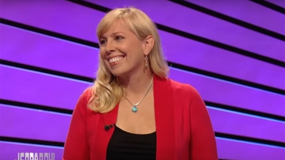 Jeopardy! champion Stephanie Jass.