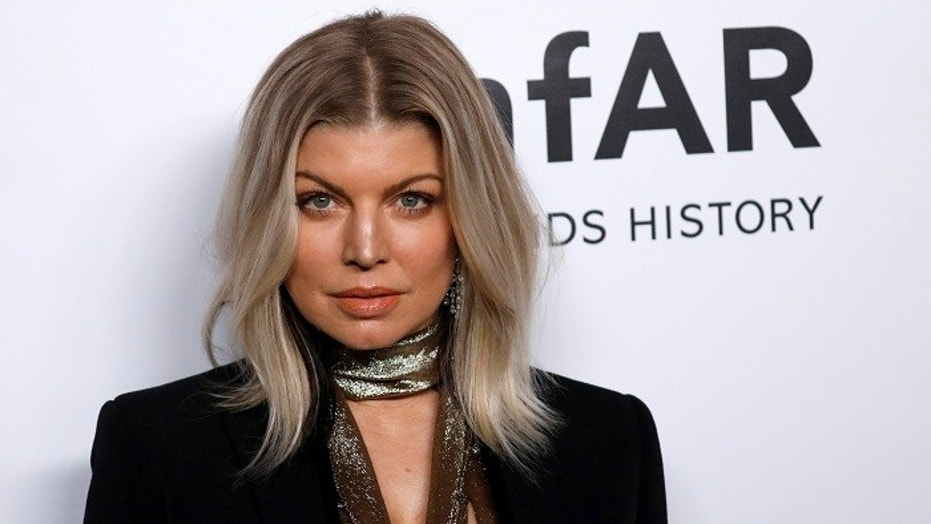Fergie opened up about her battle with crystal meth addiction and said she was hallucinating every day.