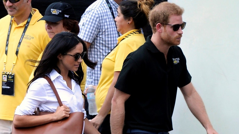 Meghan Markle and Prince Harry plan a romantic outing before the wedding festivities. Here is the couple on their way to the 2017 Invictus Games in Toronto.