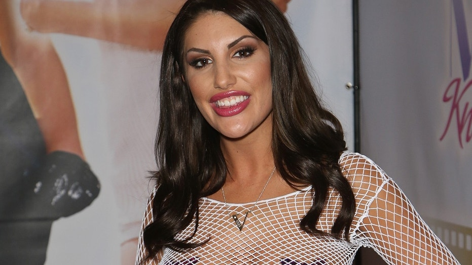 Adult film actress August Ames appears at the Twistys booth during the 2017 AVN Adult Entertainment Expo at the Hard Rock Hotel & Casino on January 18, 2017 in Las Vegas, Nevada. Ames committed suicide after relentless bullying online.