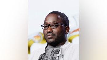 "Cast member Hannibal Burress of the new animated comedy ""Chozen"" participates in a panel during FX Networks' part of the Television Critics Association (TCA) Winter 2014 presentations in Pasadena, California, January 14, 2014.  REUTERS/Kevork Djansezian  (UNITED STATES - Tags: ENTERTAINMENT) - RTX17E7Y"