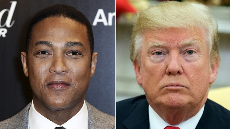 CNN issued a statement defending Don Lemon after President Trump mocked him on Twitter
