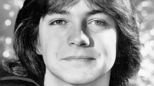 This April 1972 file photo shows singer and teen idol David Cassidy.